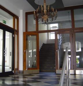 Master Compliance und Corporate Security (LL.M.) an der Rheinischen Fachhochschule Köln