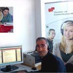 Online Unterricht an der Übersetzer- und Dolmetscherschule Köln