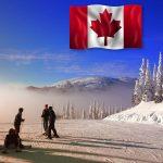 Wintersport in Kanada