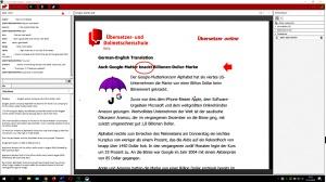 Wegen Corona ist der Unterricht nur digital n der Übersetzer- und Dolmetscherschule Köln