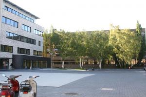 Am RBZ Köln am Campus